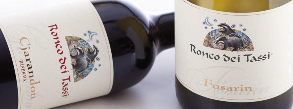 Ronco dei Tassi | Vini Rossi